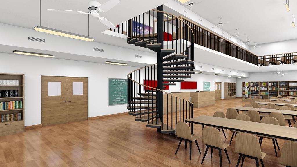 Marigold International School   Library