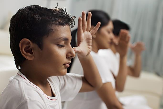 Marigold International School   Yoga & Meditation
